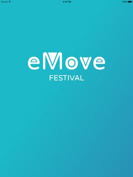eMove Festival App screenshot 3
