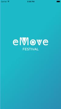 eMove Festival App poster