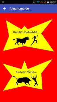 A los toros de... screenshot 1