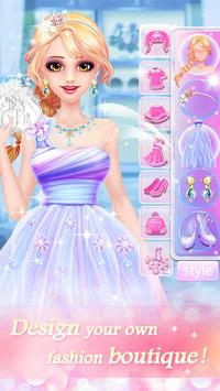 Fashion Shop - Girl Dress Up poster