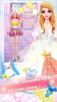 Fashion Shop - Girl Dress Up apk screenshot