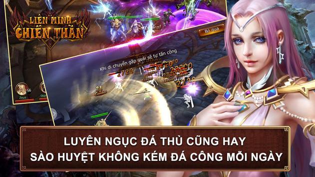 Liên Minh Chiến Thần apk screenshot