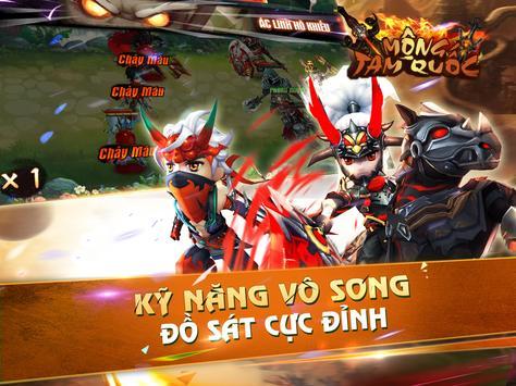 Mộng Tam Quốc apk screenshot