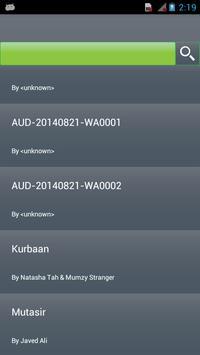 Audio Video Media Player screenshot 2