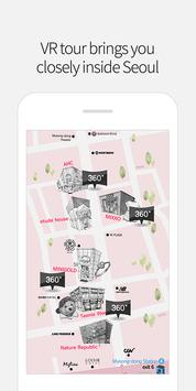 100C-Korea Shopping Seoul Tour apk screenshot