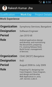 Rakesh Kumar Jha Resume Apk Download Free Personalization App For