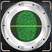Finger Print Screen Lock icon