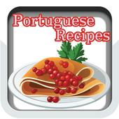 Portuguese Recipes Free icon