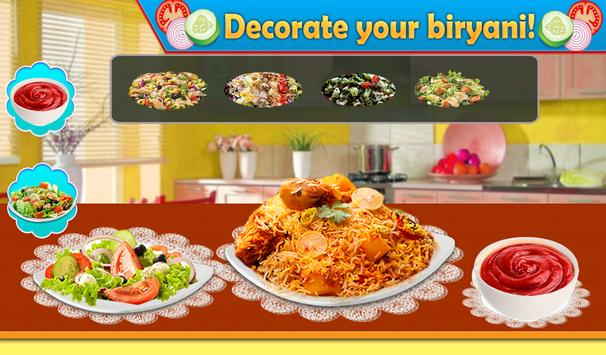 Chicken biryani recipe maker pakistani indian food for android apk chicken biryani recipe maker pakistani indian food screenshot 10 forumfinder Choice Image