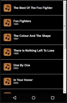 Foo Fighters Lyrics poster