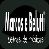 Marcos e Belutti Letras icon