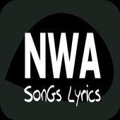 NWA Lyrics icon