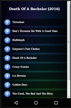 Panic! At The Disco Lyrics screenshot 1