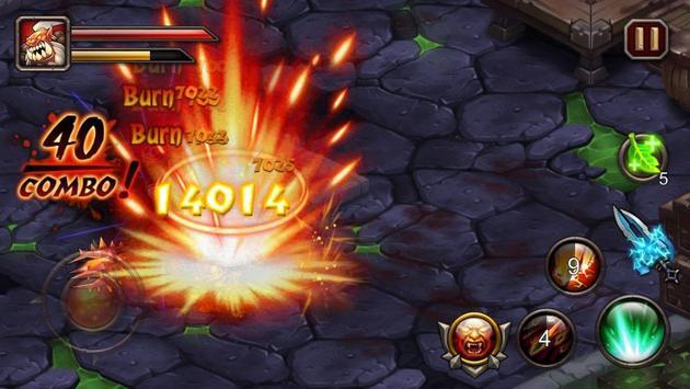 Blade Hero apk screenshot
