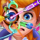 Crazy Eye Transplant Simulator Surgery Doctor Game icon