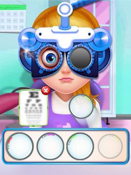 Crazy Eye Transplant Simulator Surgery Doctor Game screenshot 13