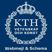 KTH webmail & schema icon