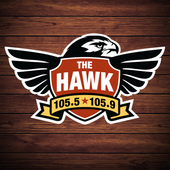KTHK/The Hawk/105.5 & 105.9 FM icon