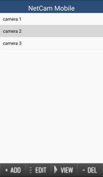 NetCam Mobile screenshot 2