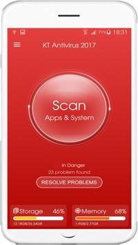 KT Antivirus 2017 apk screenshot