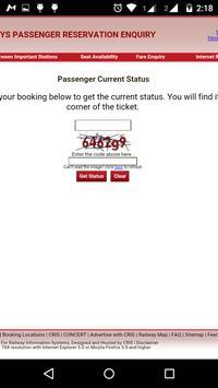 Train Status screenshot 1