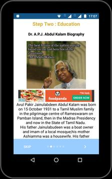 Motivational Quotes(Kalam, Gandhi , Vivekananda) screenshot 11