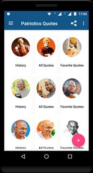Motivational Quotes(Kalam, Gandhi , Vivekananda) screenshot 2