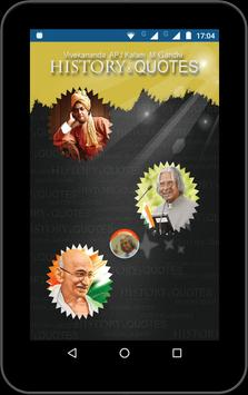 Motivational Quotes(Kalam, Gandhi , Vivekananda) screenshot 8