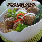 Resep Bakso Super icon