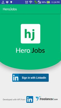 HeroJobs screenshot 4