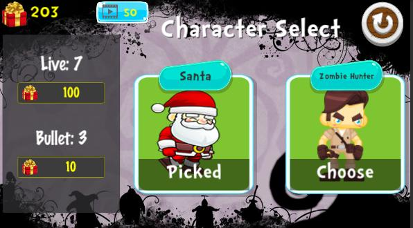 Christmas Zombies poster