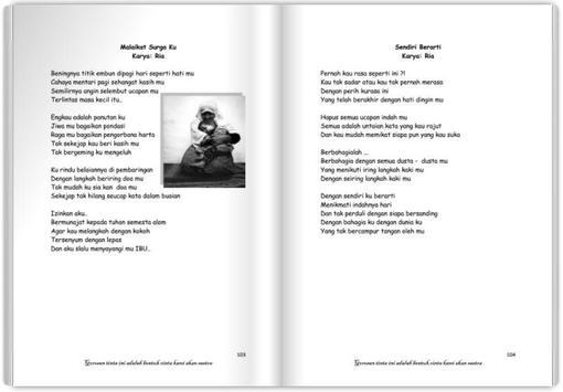 Kucinta : Kumpulan Cerpen dan Puisi Kita screenshot 5
