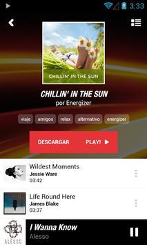 Energizer Music apk screenshot