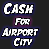 Cash For Airport City icon