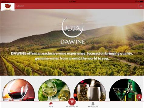 DAWINE screenshot 5