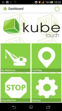 Kube Touch poster