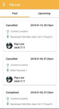 Kuber Passenger screenshot 3