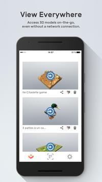 Kubity Go - Play & Share 3D models in AR/VR + more poster
