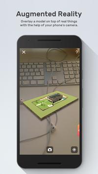 Kubity Go - Play & Share 3D models in AR/VR + more apk screenshot