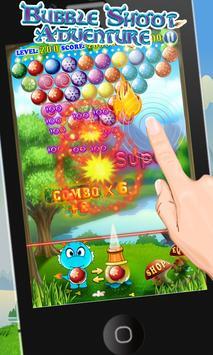 Bubble Shoot Adventure apk screenshot