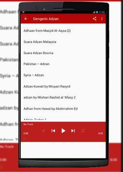 Kumpulan Audio Adzan apk screenshot