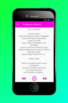 Nicky Jam Hasta El Amanecer screenshot 1