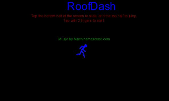Roof Dash poster