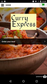 Curry Express Indian Takeaway apk screenshot