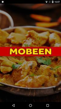 Mobeen Tandoori Indian poster