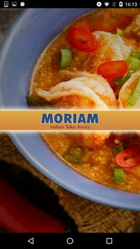Moriam Charcoal Grill poster