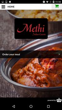 Methi Indian Cusine Takeaway apk screenshot