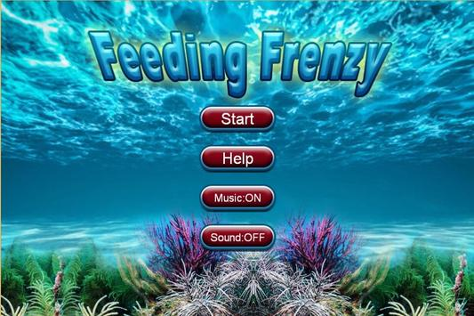 Feeding Frenzy apk screenshot