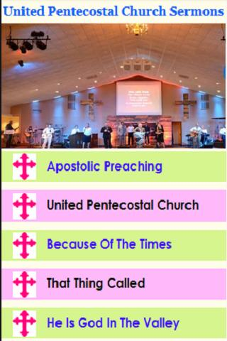 United Pentecostal Church Sermons for Android - APK Download