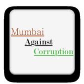 Mumbai Against Corruption icon
